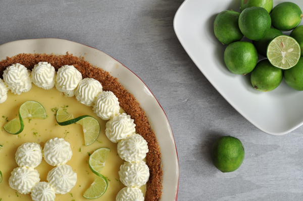 Trace's Key Lime Pie