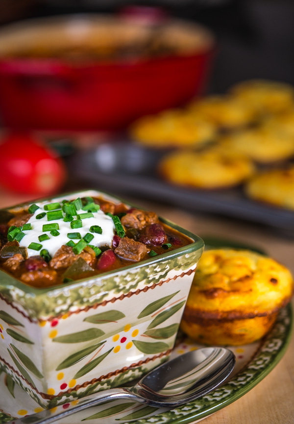 Beef and Guinness Chili