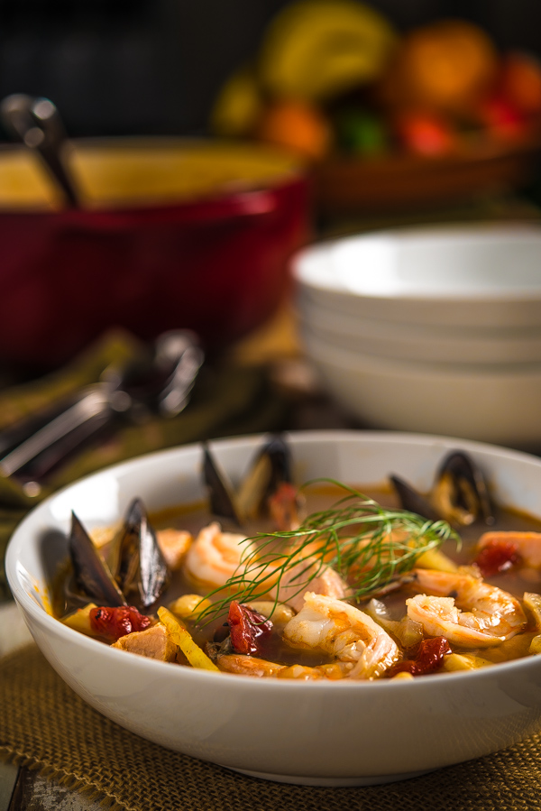 Cioppino | Southern Boy Dishes