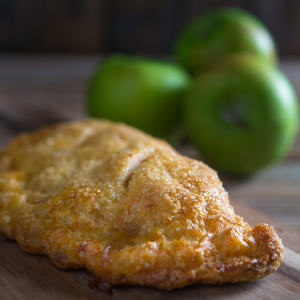 Apple Cheddar Turnovers