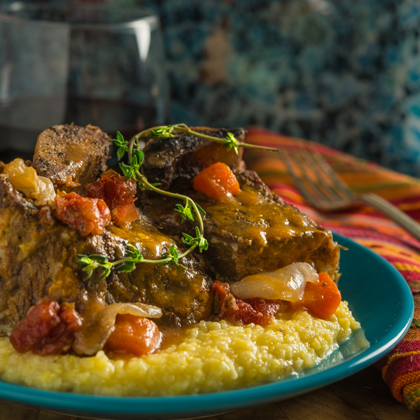 Braised Short Ribs + a Cookbook Giveaway