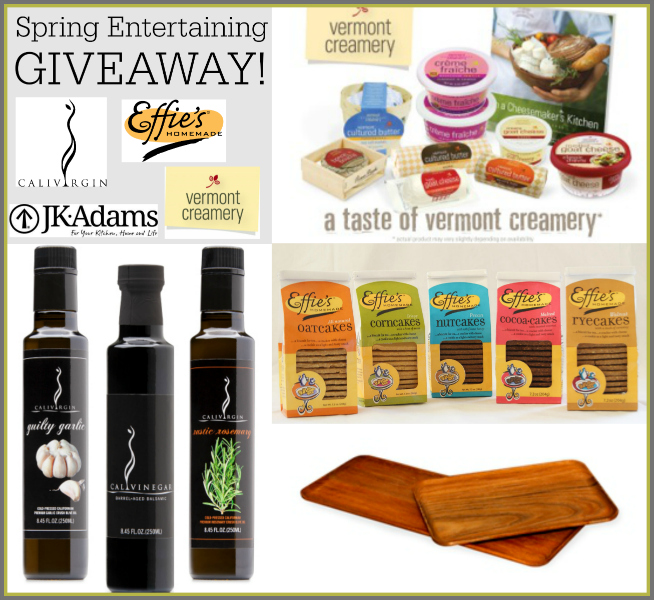 Spring Giveaway Prize Package