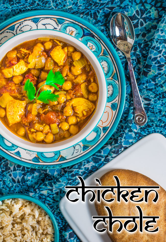 Chicken Chole