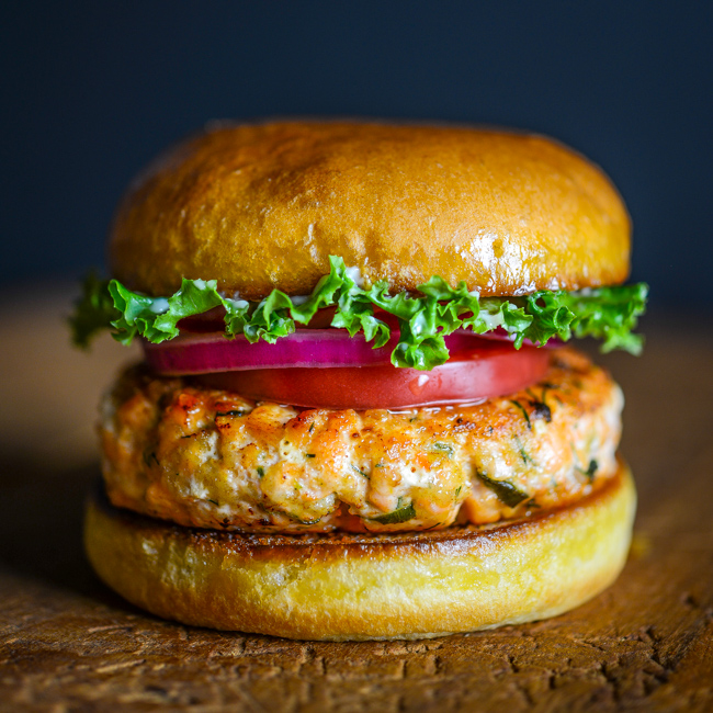 with caper mayonnaise recipes grilled fresh salmon burgers with caper ...